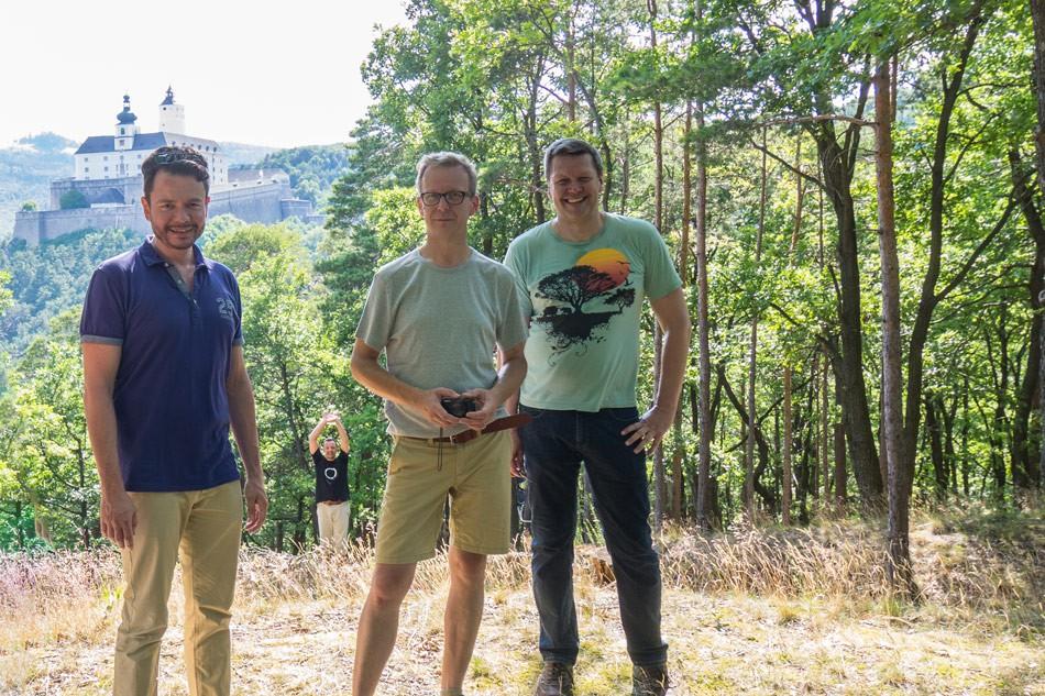 Nordic-Walking-Hausberg-Forchtenstein-Juni-2015