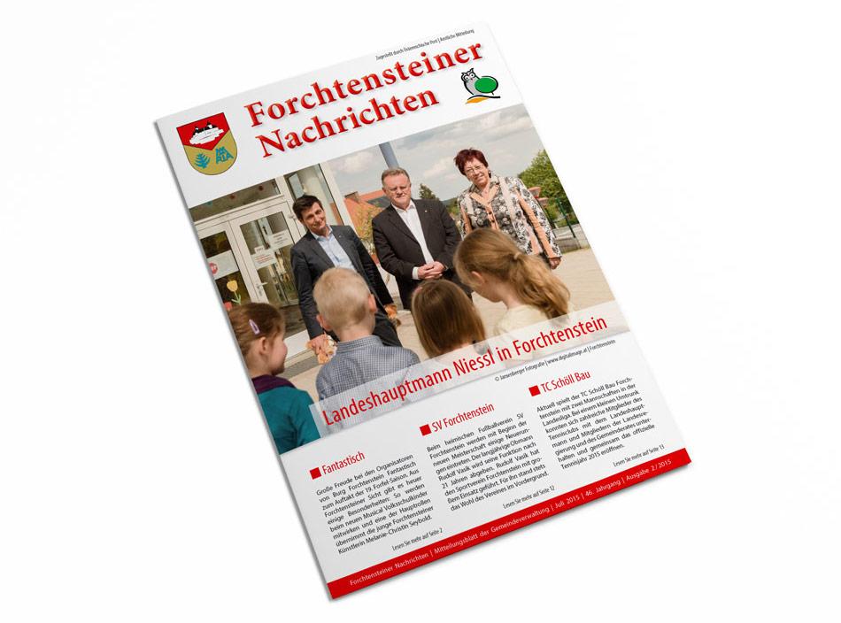 Broschüre-Zeitung-Layout-Burgenland